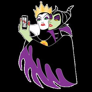 wicked-selfie